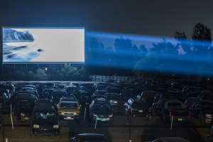 Twin Drive In Movie