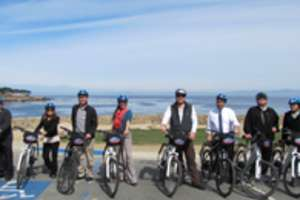 Shoreline Bicycle Riders