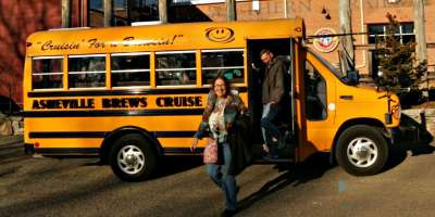 Hop and Go Brewery Shuttle