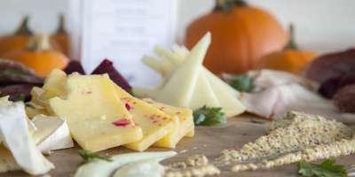 Fall Cheese Board