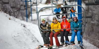 Winter Sports Ramp Up For the Season