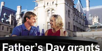 Father's Day Deal at Biltmore