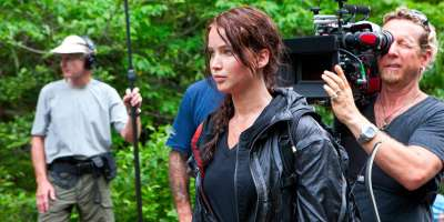 The Hunger Games Craze Hits Asheville