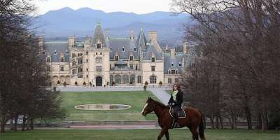 Horseback Riding Vacations in Asheville