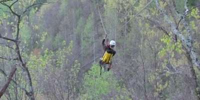 Celebrate Spring with Zip Line and Canopy Tours