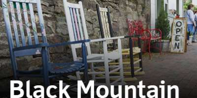 Black Mountain Rocks!