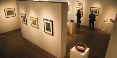 Kick off Friday with Asheville Art Walk