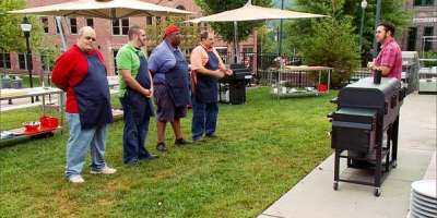 American Grilled: Cooking Competition Heats Up in Asheville