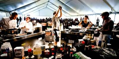 Win Tickets: Asheville Wine and Food Festival