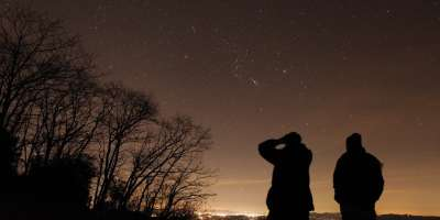 Meteor Shower a Treat for Asheville Stargazers