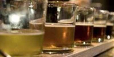 Pisgah Beer Tasting