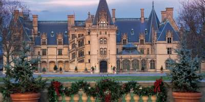 The Holidays Begin at Biltmore