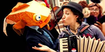 Get Edgy With the Asheville Fringe Arts Festival