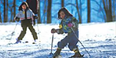 Ski in the Spring?
