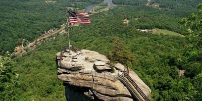 A Free Year of Chimney Rock State Park