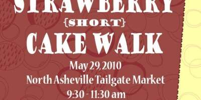 Memorial Day Weekend is Sweet with Cake Walk
