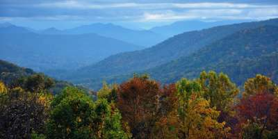 Asheville Named Best Place to Start A Fall Foliage Tour