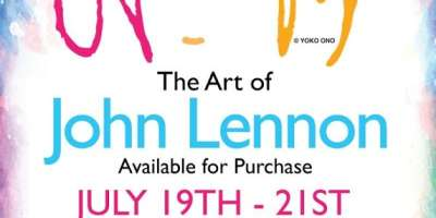 Exhibit: The Art of Lennon