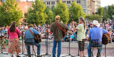 Festivals Liven Up Summer Events Calendar