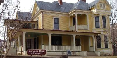 October is Thomas Wolfe Month