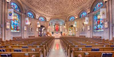 Basilica of St. Lawrence Catholic Church