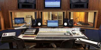 Echo Mountain Recording Studio