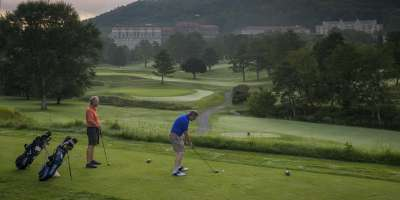 Golf at the Omni Grove Park Inn