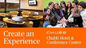 Create an Experience - CHUBB Hotel & Conference Center