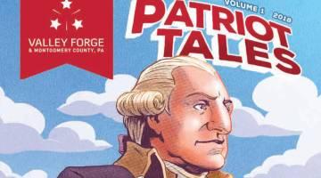 Patriot Tales Volume 1