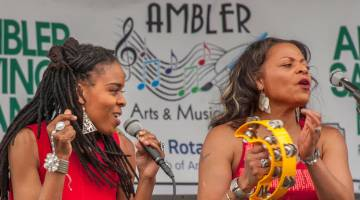 OUTDOOR CONCERTS - AMBLER ARTS & MUSIC FESTIVAL