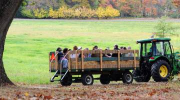 Pennypacker Mills All Hallow's Eve Fall Festival