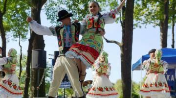 SUMMER EVENTS - UKRAINIAN FOLK FESTIVAL