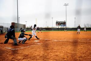 NCAA D II Softball Feb. 2011