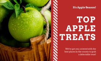 Apple Treats to try this Fall