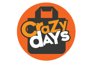 Crazy Days Logo