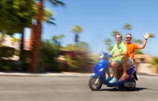 Scoot Palm Springs. Photo by Scott Baxter. September 2016