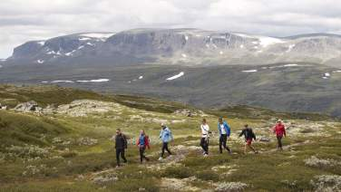 Hiking in Geilo