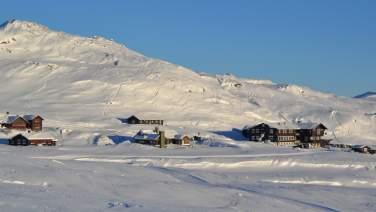 Bergsjøstølen, Ål in Hallingdal