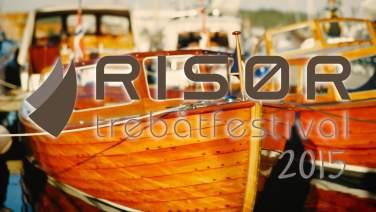 Risør Trebåtfestival 2015
