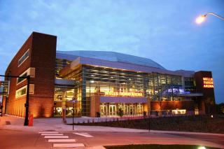 Wells Fargo Arena Exterior
