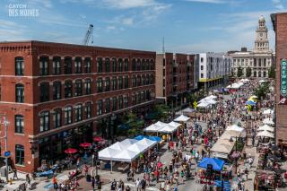 Downtown Des Moines Farmers' Market
