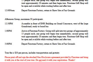 Firestone Ag Tire Factory Tour