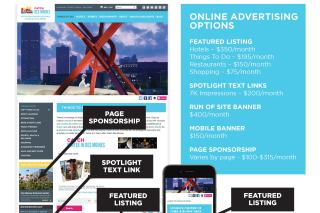 Catch Des Moines DTN Online Advertising Kit