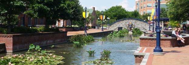 Carroll Creek Park
