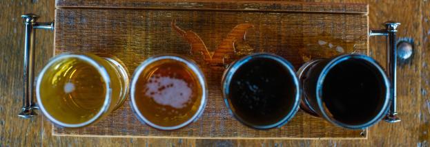 Flying Dog Brewery Tasting