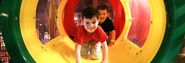 Adventure Park Indoor Playground