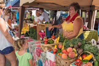 New Albany Farmers Market