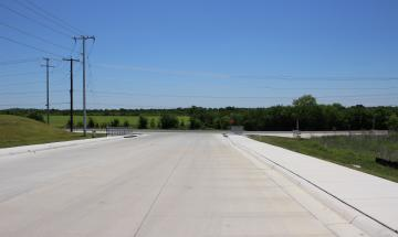 Future infrastructure upgrades to Titan Industrial Park