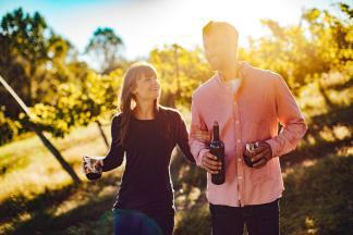 Wine Enthusiast Features Virginia's Blue Ridge