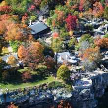 Rock City Fall Aerial